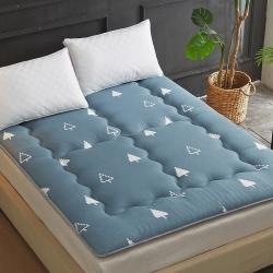 磨毛床墊床褥子單人雙人墊被褥學生宿舍