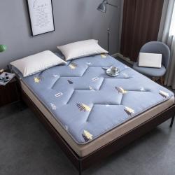 【墊之坊床墊】4cm W單針絎縫加厚床墊床褥150cm圖