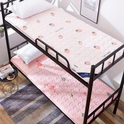 (总)寐珂家纺 ins网红款新款水洗棉学生床垫厚6cm