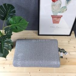 新品淘宝 京东 天猫专供款天然乳胶枕头泰国乳胶枕芯  波浪款