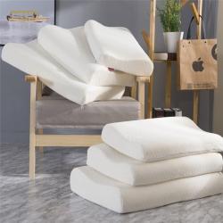 针织棉记忆枕