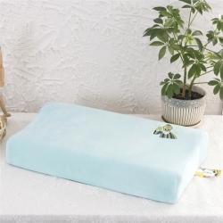 儿童水晶绒乳胶枕