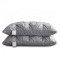 抗日新品爆款 全棉扭花工艺羽绒枕 鹅绒枕头 枕芯 可一件代发