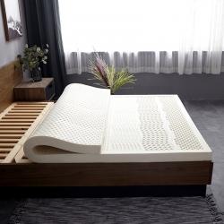 睡趣 2019热卖泰国天然乳胶床垫新品垫子(配内外套)