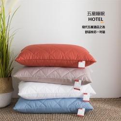 【優米】總  新款羽絲絨枕頭枕芯