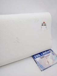 番茄猫天然乳胶枕头乳胶枕芯