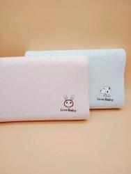 彩棉全棉卡通儿童天然乳胶枕男 女 款