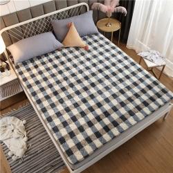 法莱绒床护垫可水洗床垫保暖薄床褥学生榻榻米垫子