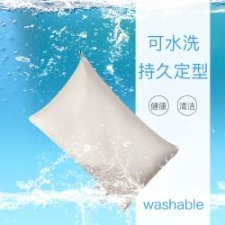 板藍根可水洗蠶絲枕芯-嬰童A類