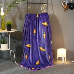 (總)慕莎 280克法萊絨珊瑚絨毛毯空調蓋毯外貿毛毯批發