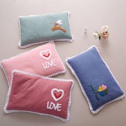 (总)赛格时代家居   全荞麦枕水洗棉儿童全荞麦枕头 枕芯