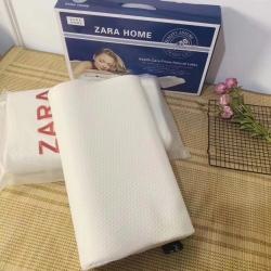 万顺家纺 zara记忆枕西班牙乳胶枕护颈枕慢回弹驱蚊成人枕