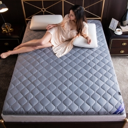 新品學生床墊加厚針織防滑床墊宿舍上下鋪床褥子