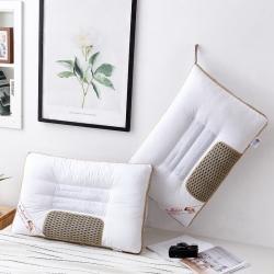新款枕芯 立體蜂窩網按摩枕頭