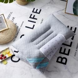 新款枕芯 五彩水立方决明子磁石枕头