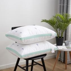 新款枕芯 异国风情羽丝绒枕头