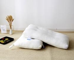 新款枕芯 针织时尚透气水洗枕头