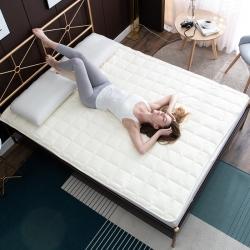 新品1.5厘米全棉抗菌床垫学生宿舍上下铺榻榻米床垫