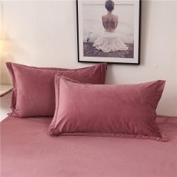 (總)炫生活 2019新款素色枕套