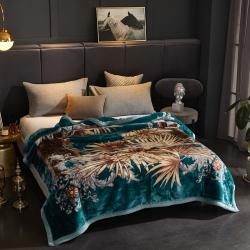 (總)凱軒毛毯 新款安哥拉毯.毛毯.保暖毯.云毯.大紅.結婚