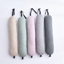 (總)描樸科技 2019新款全棉水洗棉可拆洗乳膠顆粒U型枕