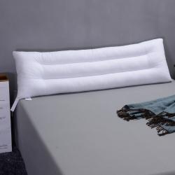 (總)水洗雙人枕頭長枕芯