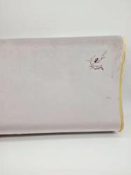 宝宝绒天然乳胶枕乳胶枕头枕芯