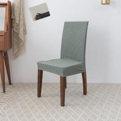 神仙梦 2019新款玉米绒椅子套 豆绿