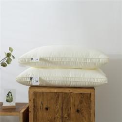 傲蕾高端功能性有機大豆纖維枕芯抗菌枕頭舒適慢回彈可水洗