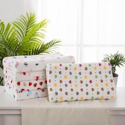 (新)微枕芯家纺 2019新款儿童乳胶枕45*27*5cm