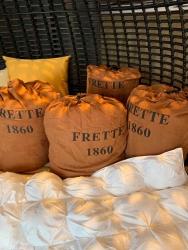 FRETTE芙蕾特羽絨被加厚保暖冬被微商爆款