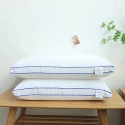 微枕芯定型枕頭熱熔棉枕芯可水洗護頸枕頭熱熔一體芯成人枕
