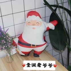 (總)偉邦枕芯 圣誕款寶寶絨珍珠棉抱枕靠墊