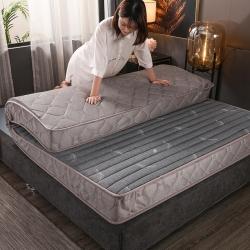 (總)伊先生針織記憶海棉乳膠床墊高回彈不塌陷支持定做