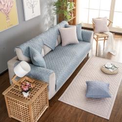 (總)福巢新款四季水洗棉沙發墊沙發坐墊