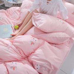 (總)澳瑪尼 2020新款全棉三件套學生床0.9米床套件