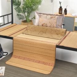 丹兰学生竹席凉席寝室宿舍单人床草席夏季冰丝席子意气风发