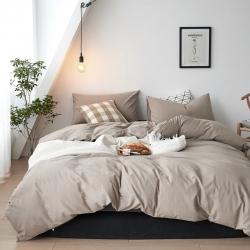 全尺寸定制全棉水洗棉純棉四件套床上用品學生三件套床單床笠被套