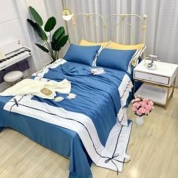 (總)60S天絲夏被四件套莫代爾天絲空調被三件套天絲床單枕套