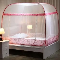 (總)2020新款羅萊學生免安裝蚊帳帳篷蒙古包