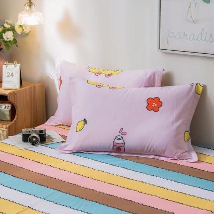 (总)映爽家纺 2020年第二批全棉单品枕套一对装