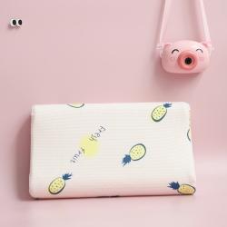 微枕芯家纺 2020新款泰国儿童乳胶枕头 宝宝幼儿园乳胶枕芯