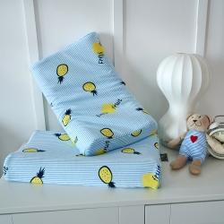 (总)赛格时代家居儿童乳胶枕枕芯  全棉炫彩卡通儿童乳胶枕