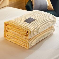 (总)暖暖家纺 新款牛奶绒魔法绒毛毯加厚