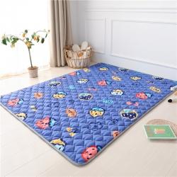 全棉防滑爬爬垫 宝宝爬行垫 加厚地垫客厅地毯可机洗