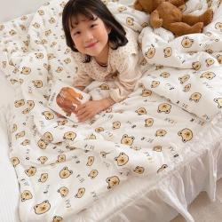 (总)大彩家居针织棉夏被子被芯春秋被冬被空调被夏凉被儿童被