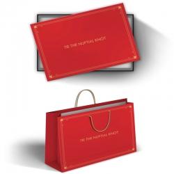 DC 包装礼盒拎袋单拍不发货
