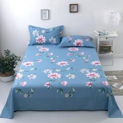 (总2)安逸家纺 12868 全棉单床单纯棉床单