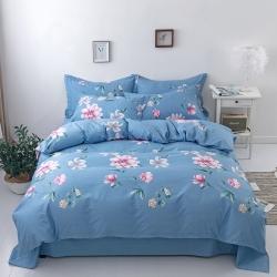 (总2)安逸家纺 12868 全棉四件套床单款纯棉四件套