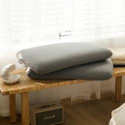 微枕芯高档亲水棉慢回弹面包枕头 美容院酒店记忆棉软枕芯颈椎枕